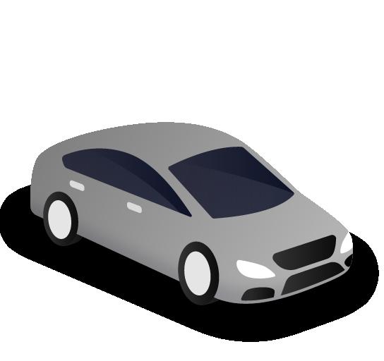 Business sedan